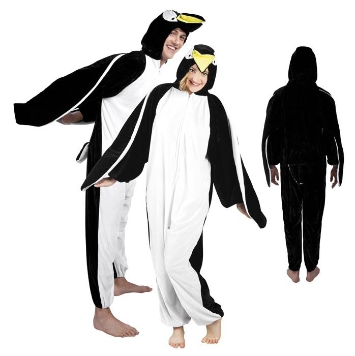 Pinguinen kostuum