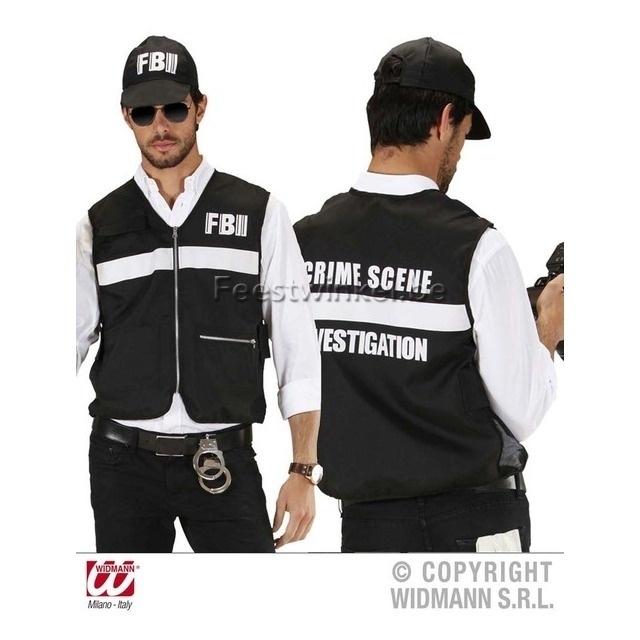 Crime scene investigation kostuum