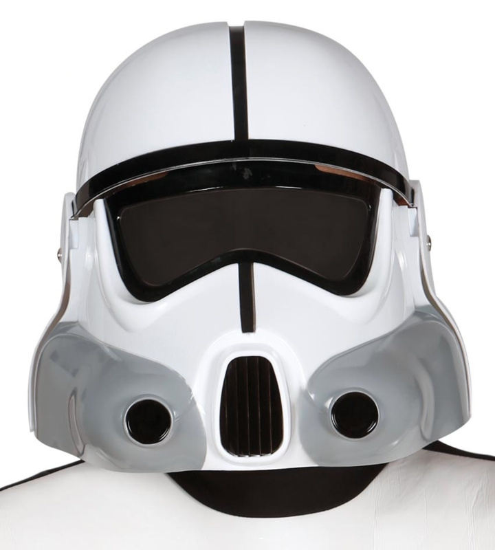 Space soldier star wars masker