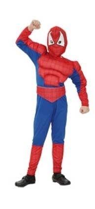 Spiderman gespierd II kinderen