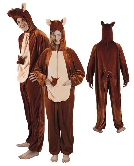 Kangaroo kostuum