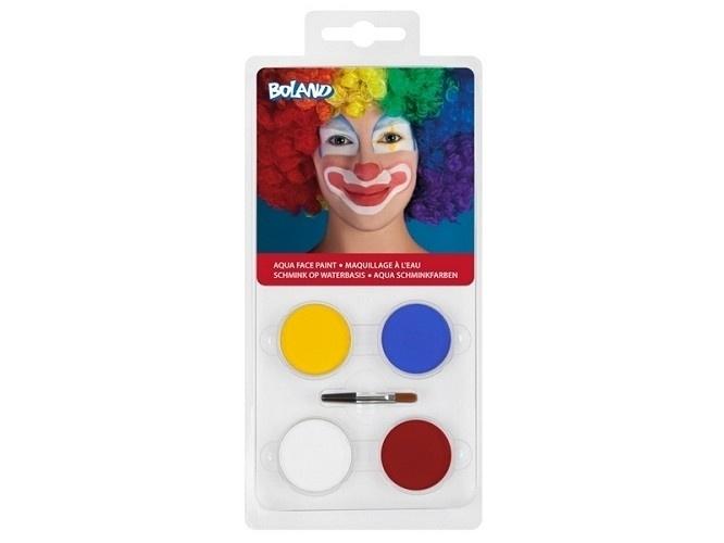 Clown schminkset