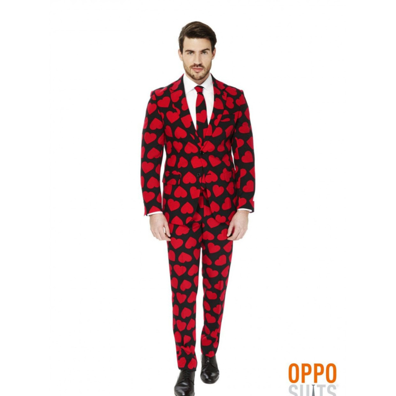 King of hearts opposuits kostuum