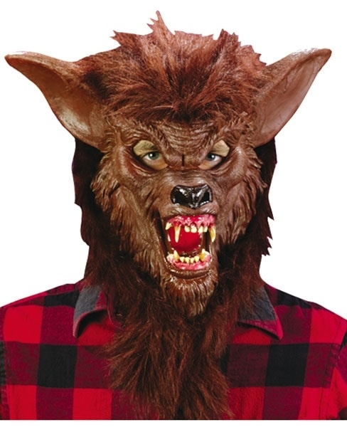 Weerwolf masker uxe