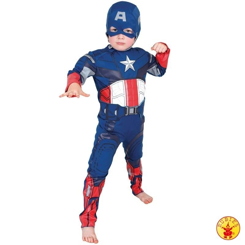 Image of Captain America License a-29445770