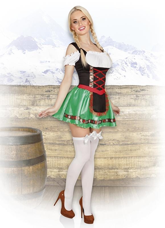 Heidi jurkje deluxe