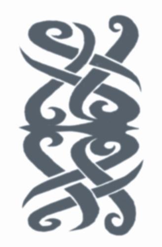 Tribal Tattoos Borneo
