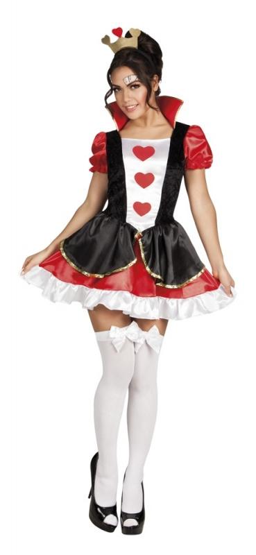 Queen of hearts jurkje