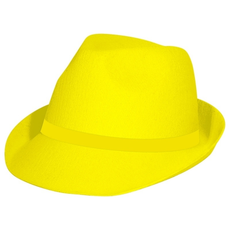 Tribly hat Neon Geel