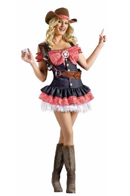 Cowgirl Shotgun