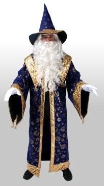 Tovenaar Merlijn kostuum