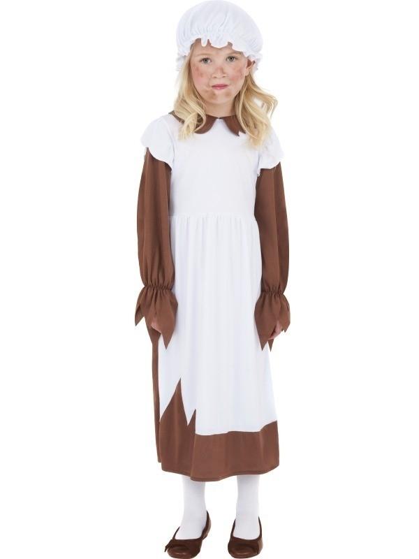 Dickens meisjes kostuum