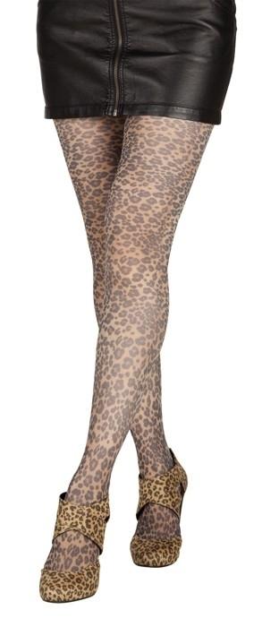 Luipaard print Panty