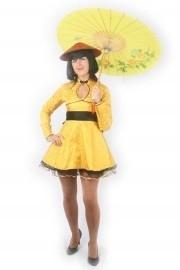 Geisha Gouden bloem