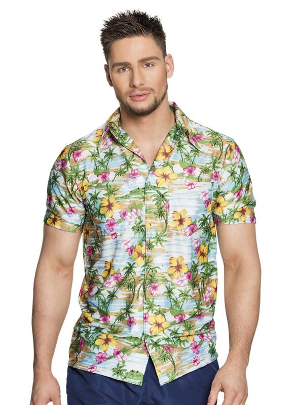 Hawaii shirt tropical sun