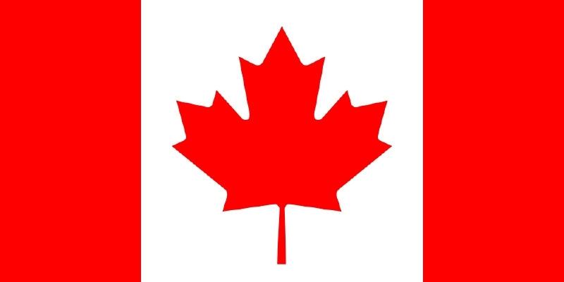 Vlag Canada 90x150cm