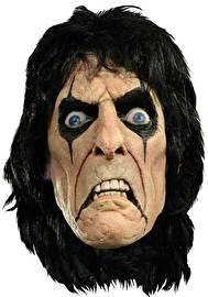 Latex masker Alice Cooper pro