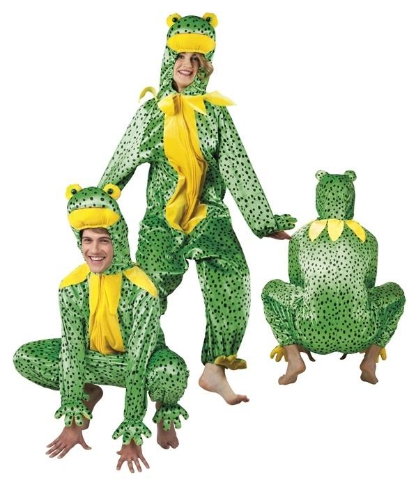 Kikkers kostuum