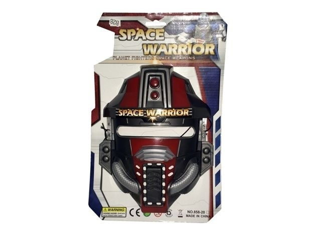 Space Warrior masker licentie
