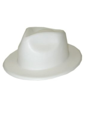 Al capone hoed vinyl wit