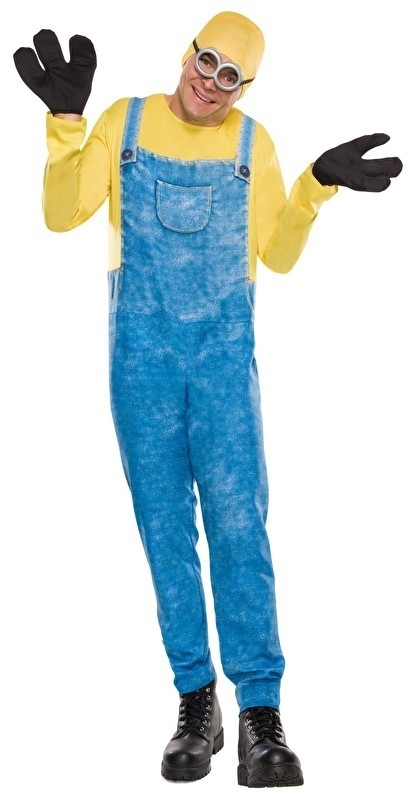 Minion Bob kostuum volwassenen