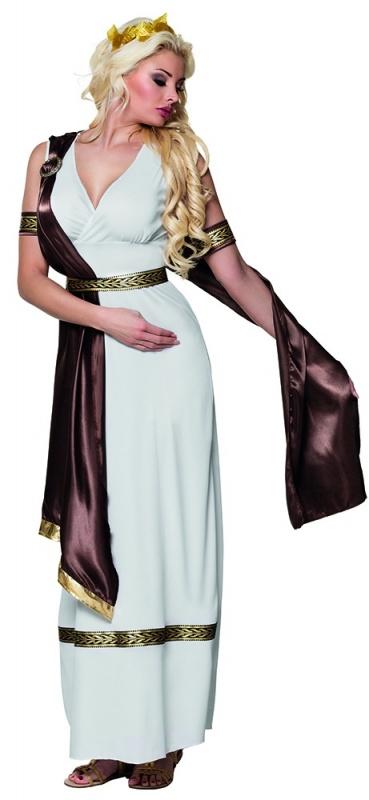 Romeinse schone jurk