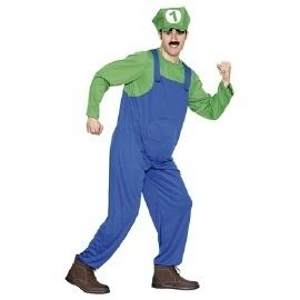Super Luigi kostuum man