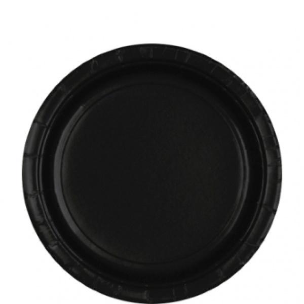 Bordjes zwart