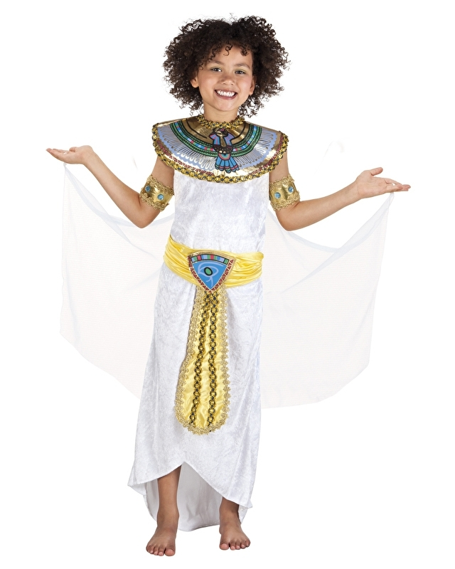Cleopatra egyptische jurk