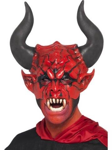 Halfmasker Duivels lord