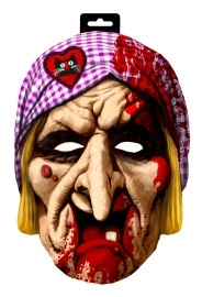 Evil witch masker
