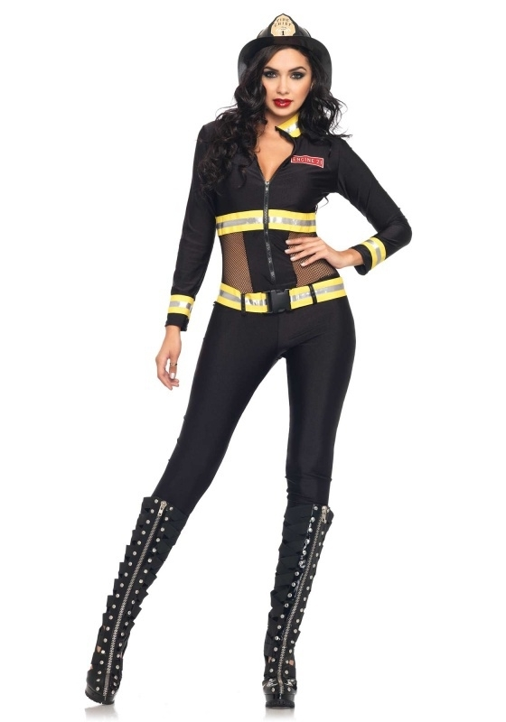 Catsuit Firefighter