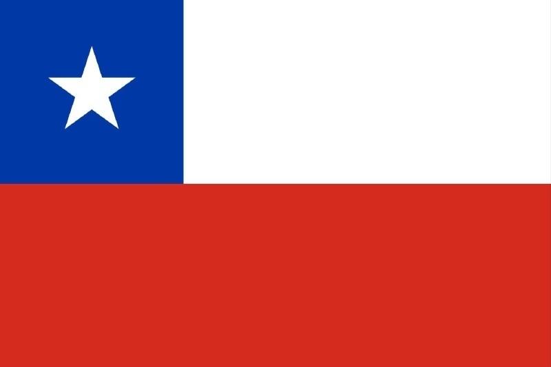 Vlag Chili 90x150cm