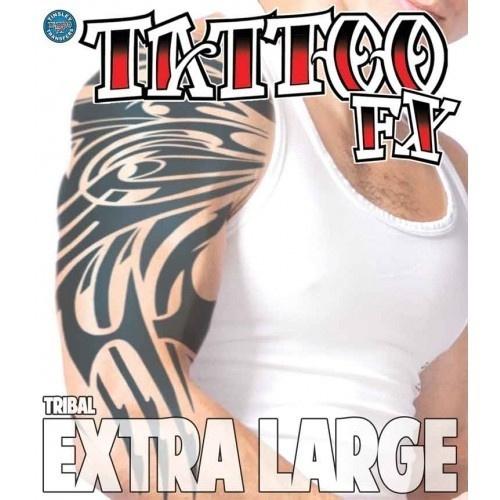 Body Tattoos Tribal XL