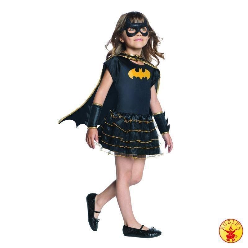 Batgirl kind jurkje