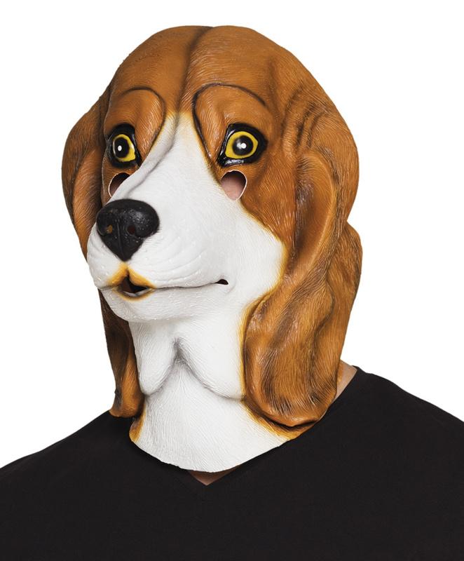 Masker Beagle hond