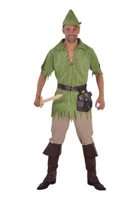 Robin Hood groen