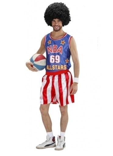 Basketbal speler All stars