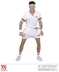 Tennis speler kleding