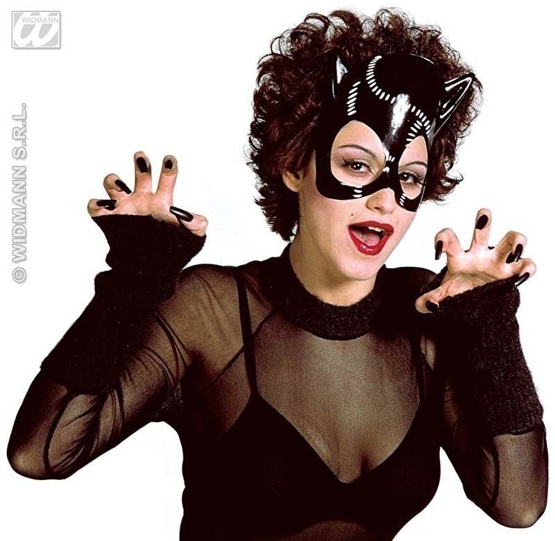 Catwoman Masker Easy