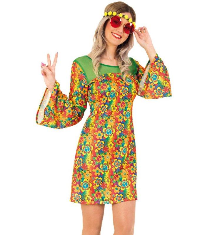 Hippie jurkje Summer