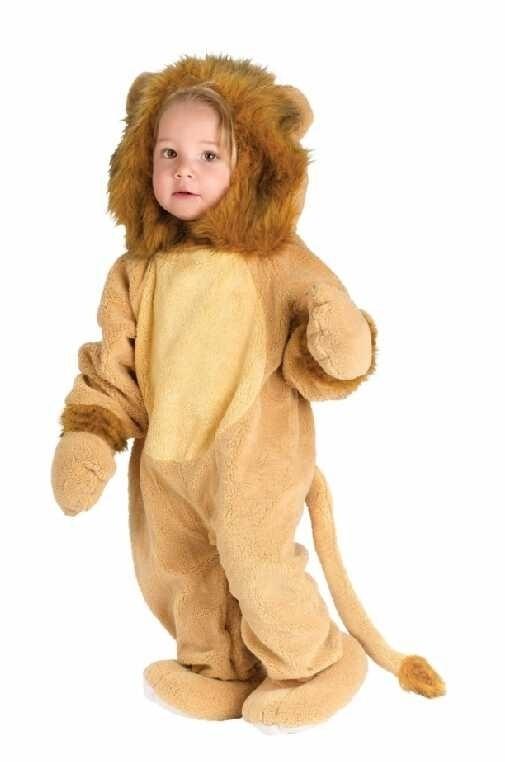Image of Baby leeuw kostuum a-30305767
