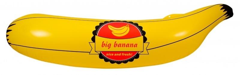 70 cm banaan opblaasbaar