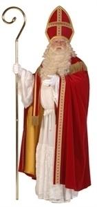 Sinterklaas luxe fluweel