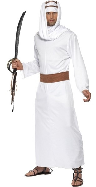 Lawrence of Arabia outfit