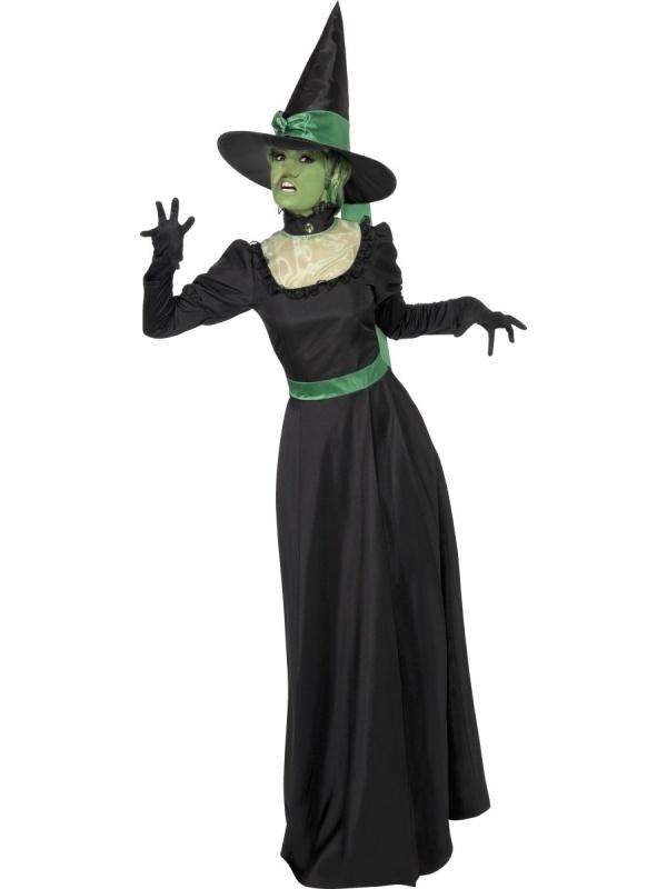 Heks green black