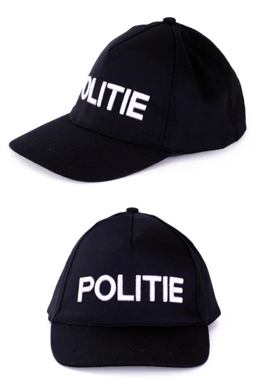 Baseball cap politie