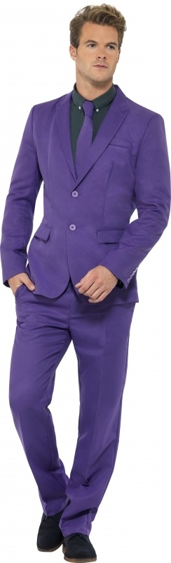 Suit Paars