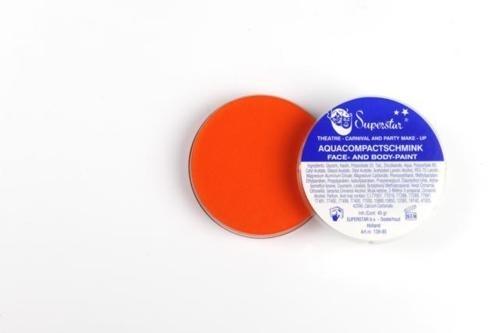 Waterschmink oranje Superstar 45gr.
