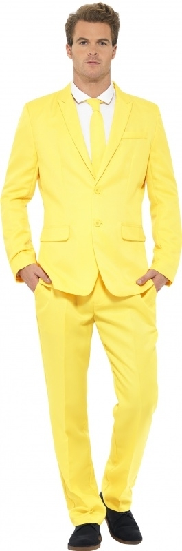 Suit Geel